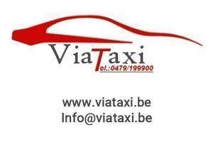 Taxi - ViaTaxi in Laarne - Oost Vlaanderen