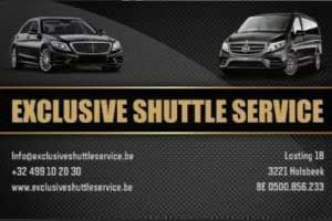 Taxi - Exclusive Shuttle Service in België - Vlaams Brabant - Holsbeek