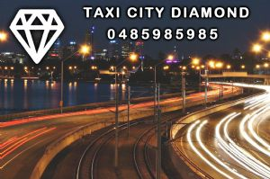 Taxi - Taxi city diamond in België - Antwerpen - Olen